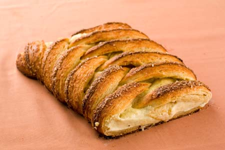 Danish Pastry Braid