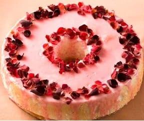 rosescentedangelfoodcake