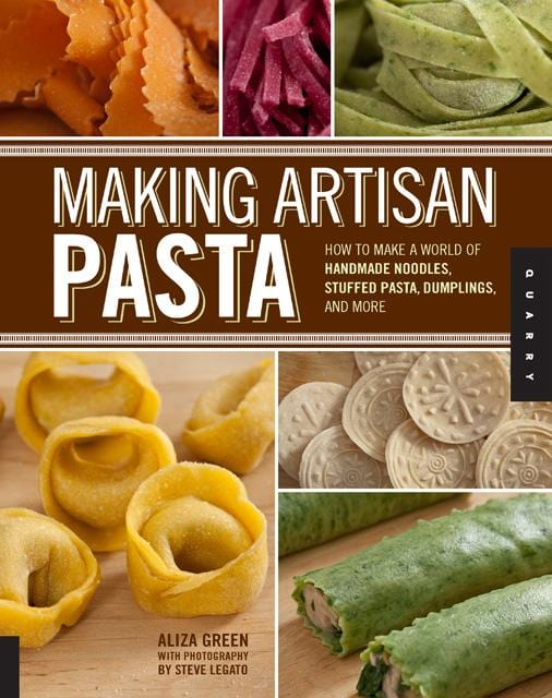Fun, Easy and Delicious--Making Artisan Pasta