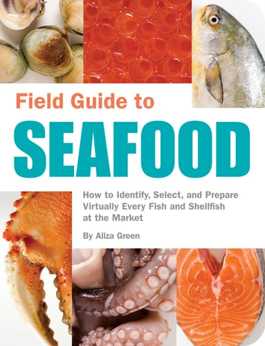 Field Guide to Seafood Cover